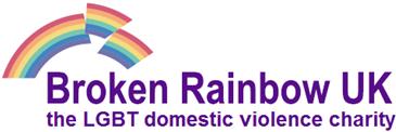 Broken Rainbow logo