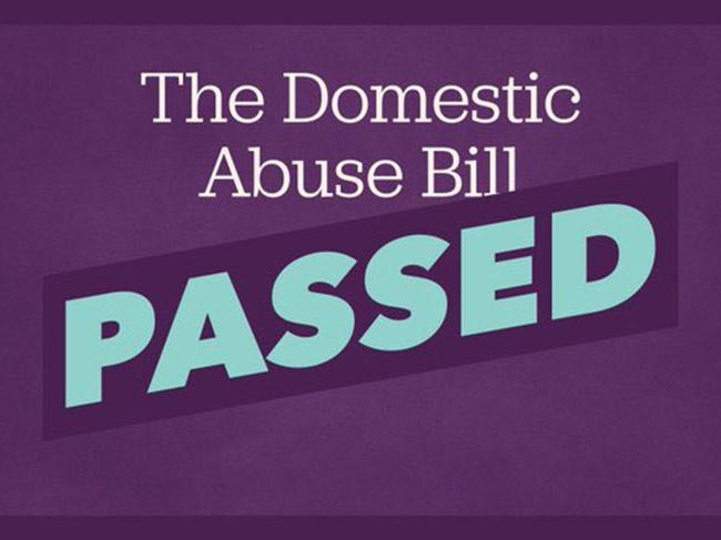 Domestic Abuse Bill